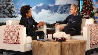 Wanda Sykes' Anniversary... with Oprah