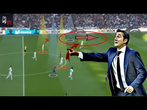 How Did Ernesto Valverde Change Barcelona's Play-Style This Season?
