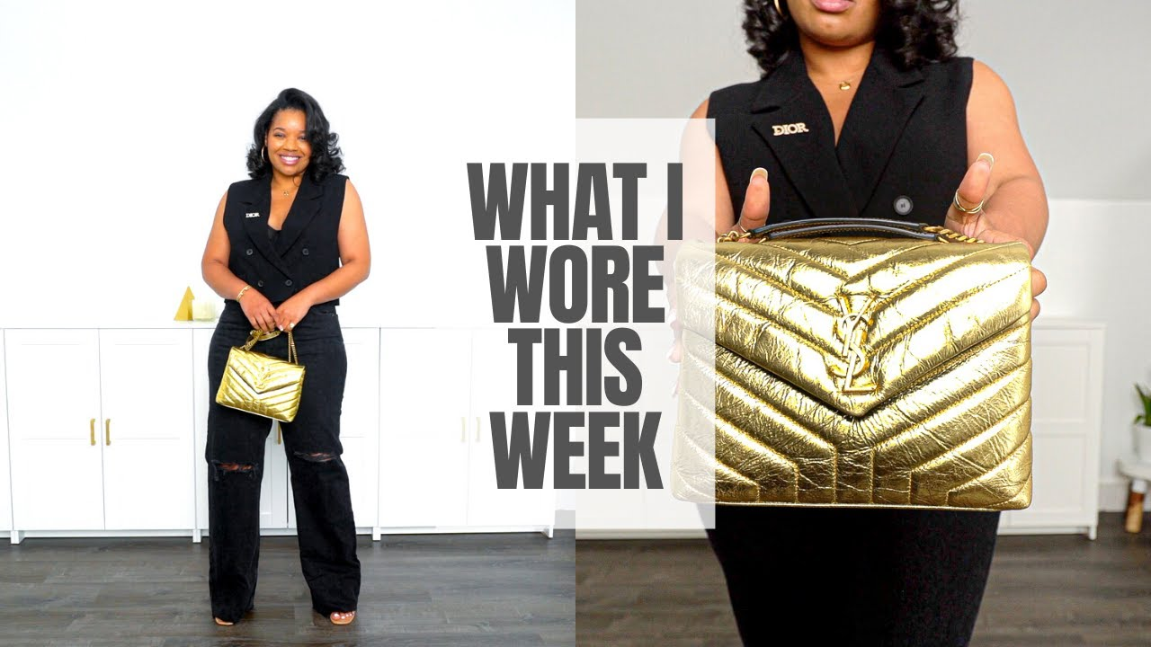 Fall Inspired Outfits | What I Wore This Week 112 {Zara, YSL, Gucci}