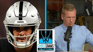 Chicago Bears vs. Oakland Raiders: Week 5 Game Review | Chris Simms Unbuttoned | NBC Sports