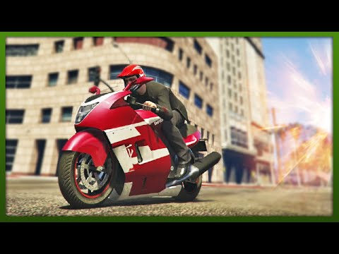 GTA 5 Stunts - Crazy Garage Stunt! - (GTA V Stunts & Fails)