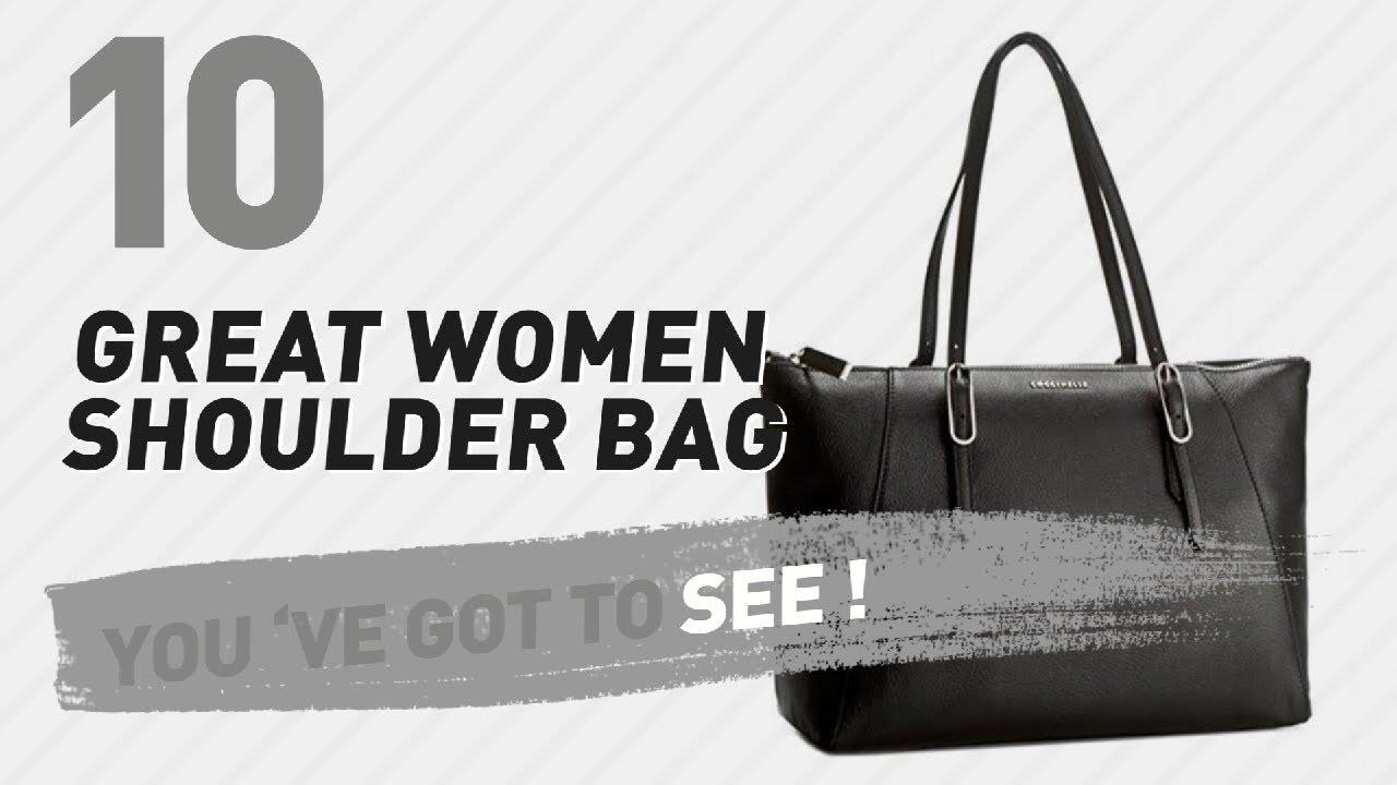 Coccinelle Shoulder Bags Top 10 Collection New Por 2017