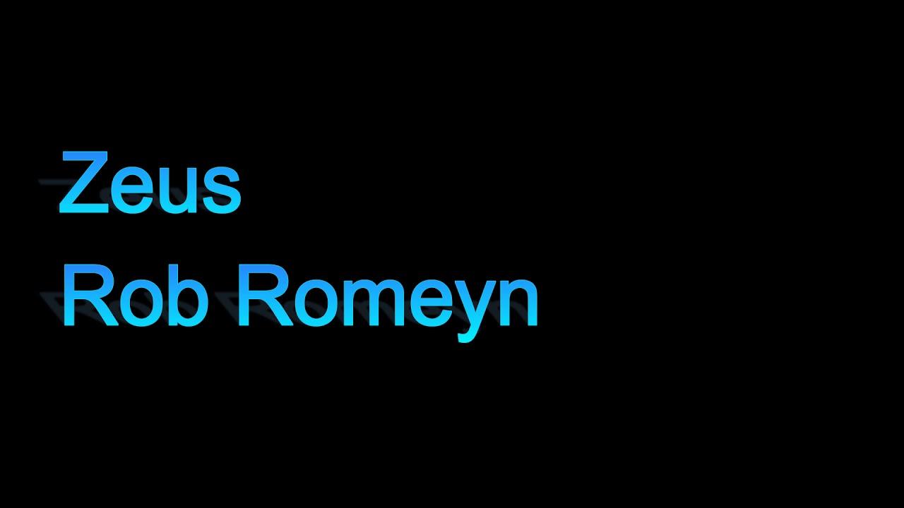 Zeus - Rob Romeyn