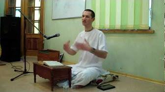 Бхагавад Гита 3.31 - Атмананда прабху