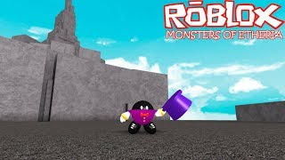QDB - Roblox Monsters of Etheria - Consegui!!! (GAMEPLAY PT-BR)