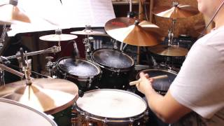 The Average White Band - The Jugglers. Miguel Ferreira Drum Cover.