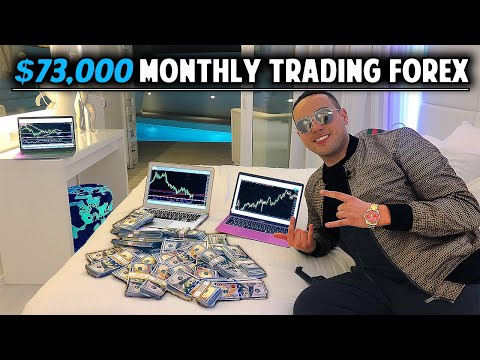 2 Ways To Earn $73k Month Trading Forex
