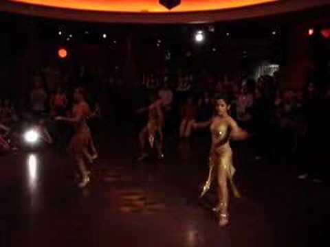 Santo Rico Player's Club Performance at LQ, NY