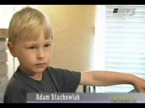 Adam Stachowiak, chłopiec który...