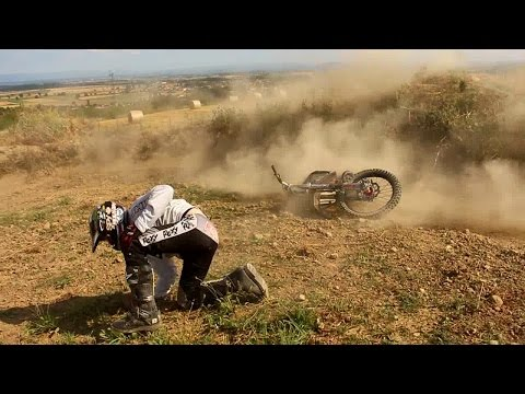 CRASH COMPILATION MOTOCROSS Stunt Scoot SCUMMYBRAAP