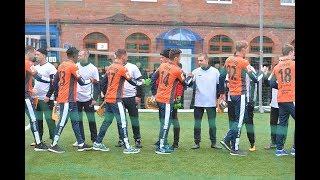 Товарищеский матч «Урала» с заключенными