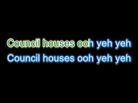 Denim -  Council Houses Karaoke version
