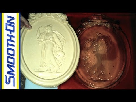 Resin Casting Tutorial: Pouring Liquid Plastic Resin into a Mold