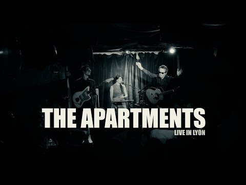 THE APARTMENTS - Live in Lyon (a 'FD' live film)