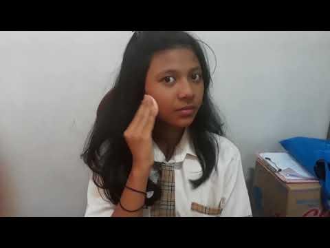 vlog surabaya high school smpkac2 kelompok marchella