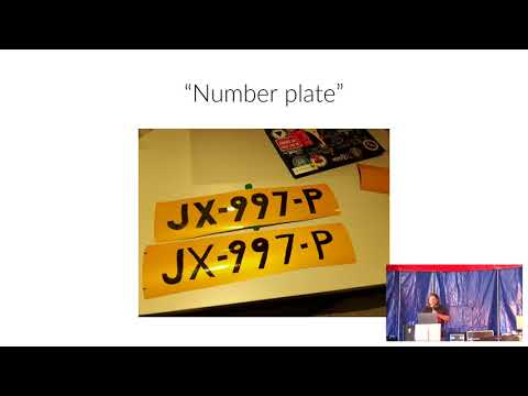 Why automated number plate recognition systems suck