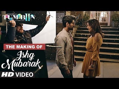 Making Of ISHQ MUBARAK Video Song || Tum Bin 2 || Neha Sharma, Aditya Seal & Aashim Gulati