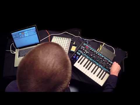 Berklee Online Clinic: Developing a Performance Environment with Novation & Ableton Live