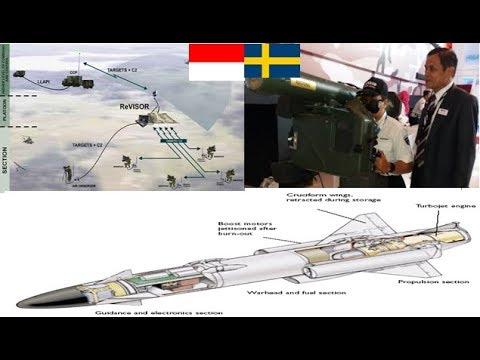 """NEW  HEBOH  Terobosan Besar PINDAD """" Gandeng Swedia PINDAD Produksi Radar & Rudal Canggih Untuk TNI."""