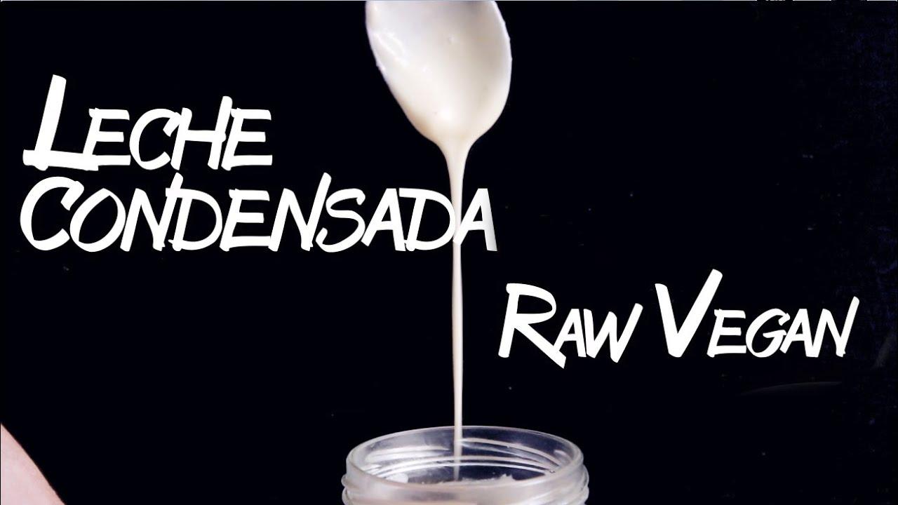 Como sustituir la leche condensada