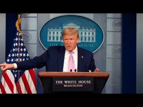 President Donald Trump And White House Coronavirus Task Force Daily Press Briefing   FULL — 4/4/2020