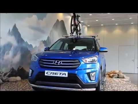 Обзор Hyundai Creta Тестовый, 4wd 2.0