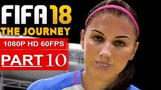 Video FIFA 18 THE JOURNEY Gameplay Walkthrough Part 10 [1080p HD 60FPS] - No Commentary (FULL GAME) download MP3, 3GP, MP4, WEBM, AVI, FLV Desember 2017