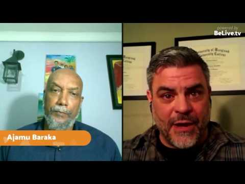 Real Progressives LIVE with Ajamu Baraka