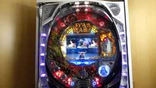 Star Wars Pachinko - how it works