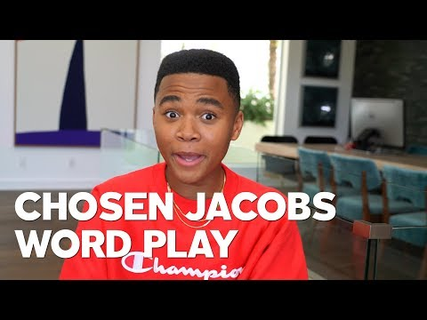 IT's Chosen Jacobs for RAW's Word Play