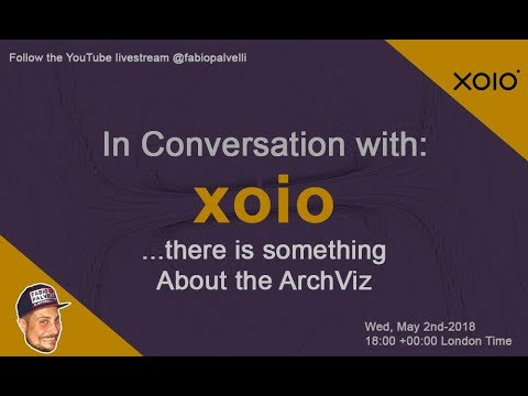 xoio in conversation about the archviz industry