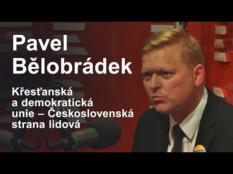 Pavel Bělobrádek (KDU–ČSL) | Parlamentní volby 2017
