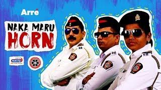 Naka Maru Horn: Navi Mumbai Traffic Polices No-Honking Anthem