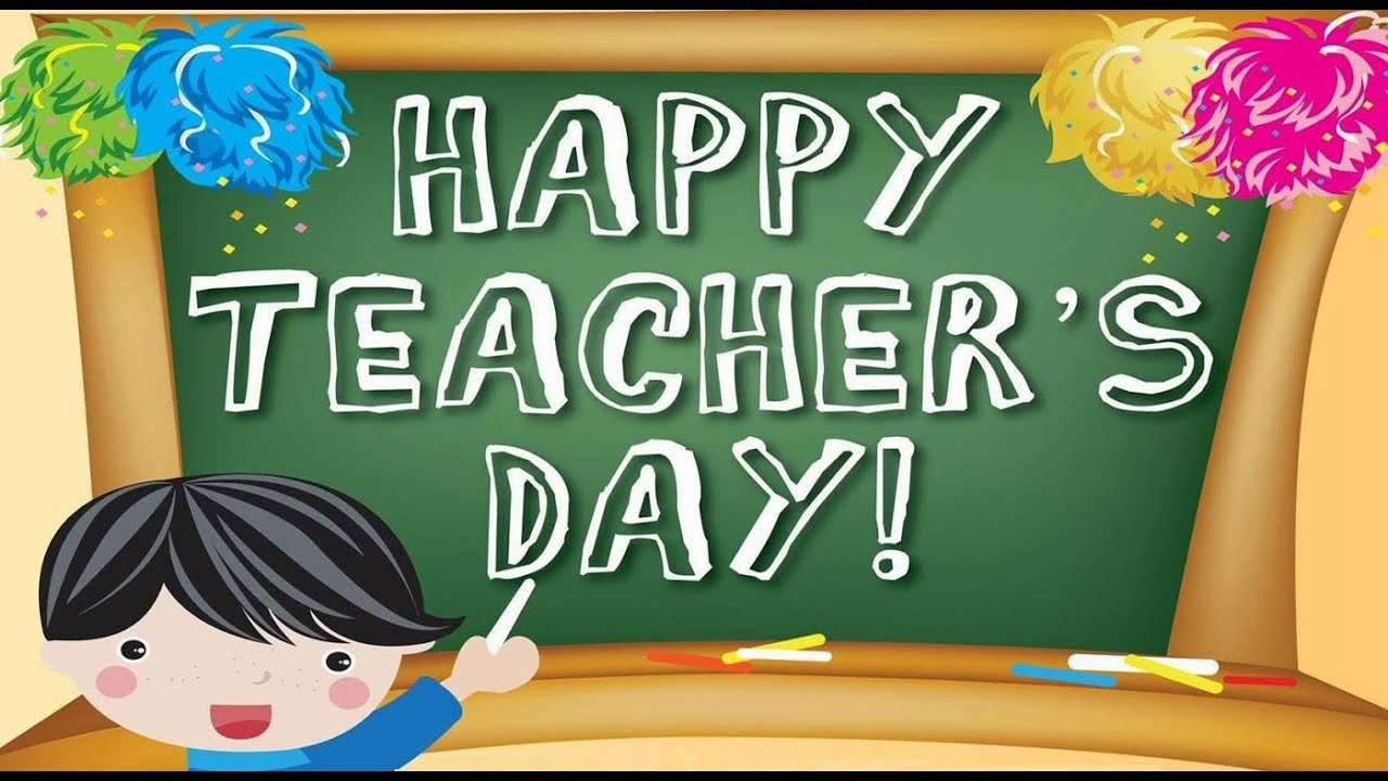 Happy teacher   day quotes sms wishes greeting card for youtube also rh