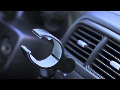 Обзор автодержателя PPYPLE CD-Clip5 в CD слот