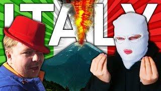 Anomaly goes to Italy (Sicily)