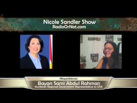 All About Kurdistan with Bayan Rahman and Nicole Sandler