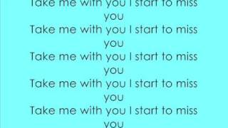 Cross My Heart - Mariana's Trench w/ Lyrics