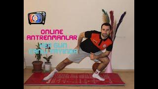 Online Antrenman 5.Gün | 25.03.2020 Çarşamba