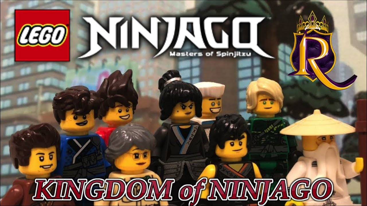 Download LEGO NINJAGO: ROYAL CHAOS | Episode 2 - Kingdom of Ninjago