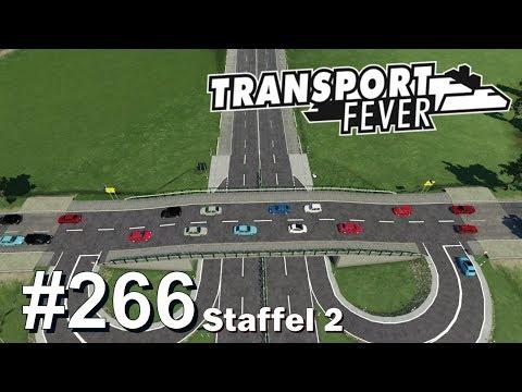 TRANSPORT FEVER S2/#266: Fertigstellung der Autobahn [Let's Play][Gameplay][German][Deutsch]