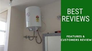 Best Havells Monza 10-Litre Water Heater Customers Reviews
