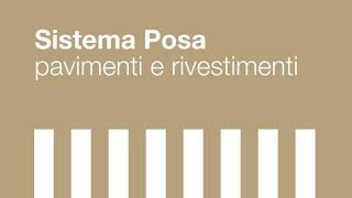 """Fassa Bortolo - """"Sistema Posa Pavimenti e Rivestimenti"""""""