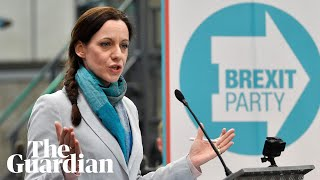 Annunziata Rees-Mogg unveiled as a candidate for Nigel Farage's new Brexit party