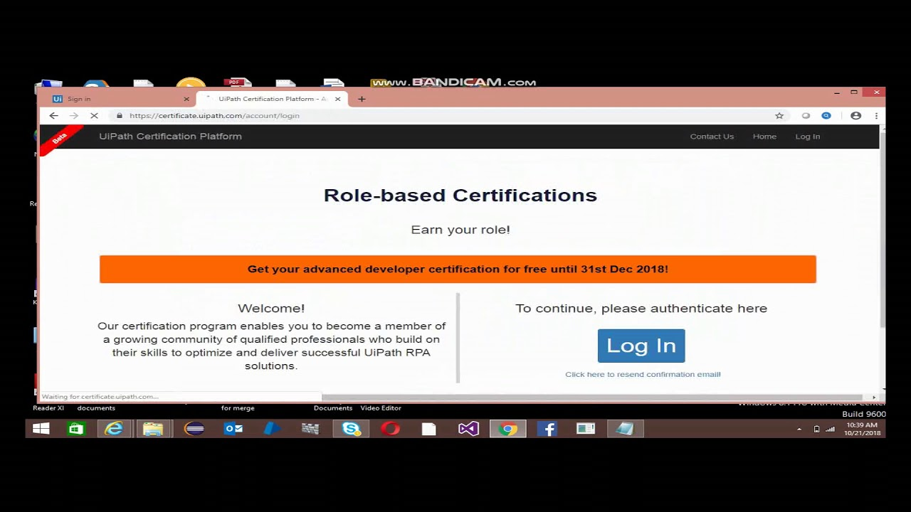 UIPath Advanced Certification Free For This Year