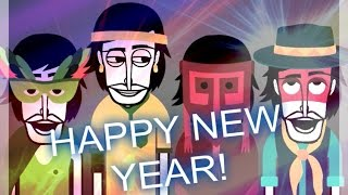 �������� ���� Incredibox V5 (Brazil) [Mix by Ninsago] 🎂Happy New Year!🎂😄😁😉 ������