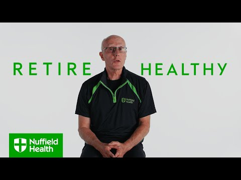 How to have a healthy retirement