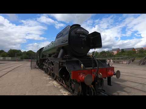 Locomotion (National Railway Museum), Shildon, County Durham, England - 8 August, 2019