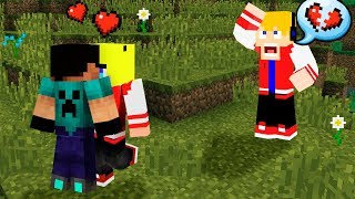 BEIJEI A JPNEIA NA FRENTE DO JP PLAYS NO MINECRAFT!!