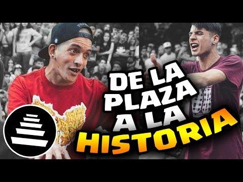 RIMAS del QUINTO ESCALÓN que TIENES QUE VER !! | De la PLAZA a la HISTORIA